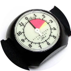 Solo-Skydiving-Altimeter