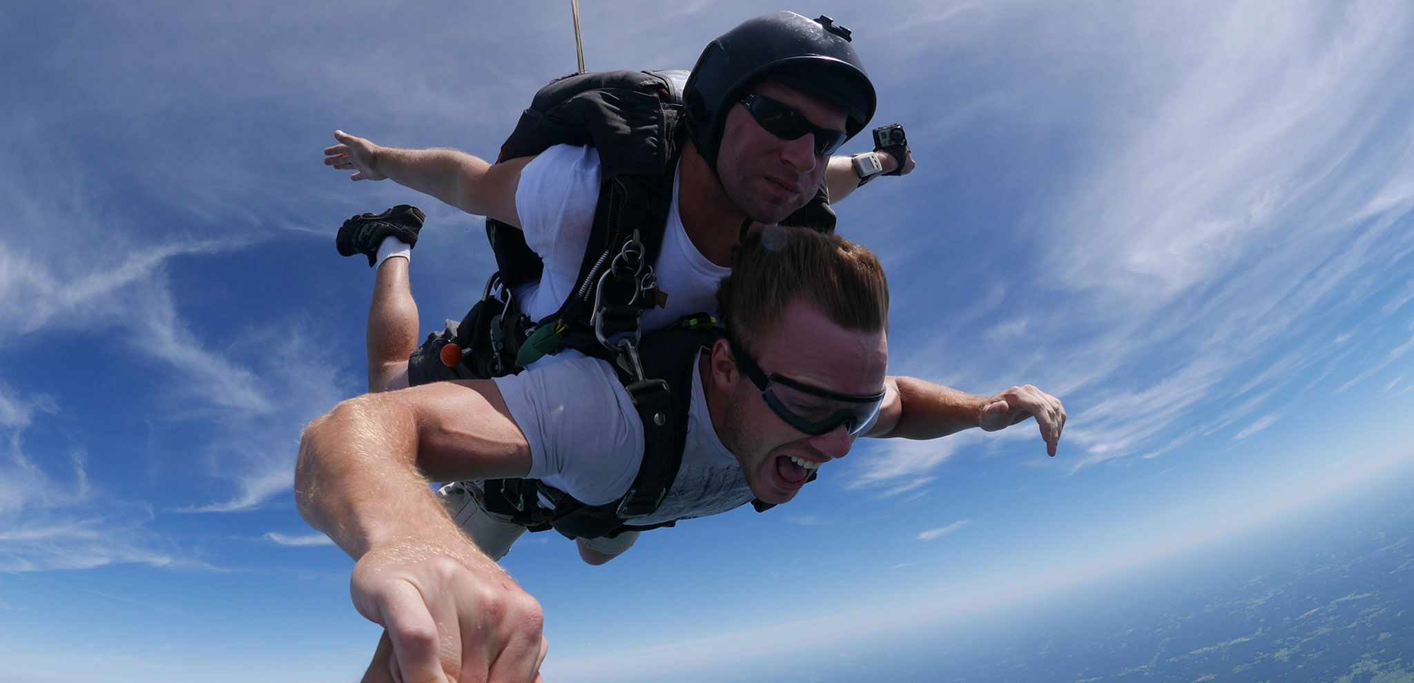 Believe it! This is why Skydive Atlanta is the best tandem